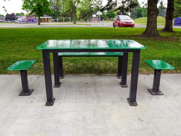 table urbaine - Table accessible atlasbarz 2020