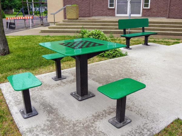 table extérieure carrée - Table exterieure atlasbarz 2020