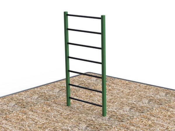 échelle à grimper verticale