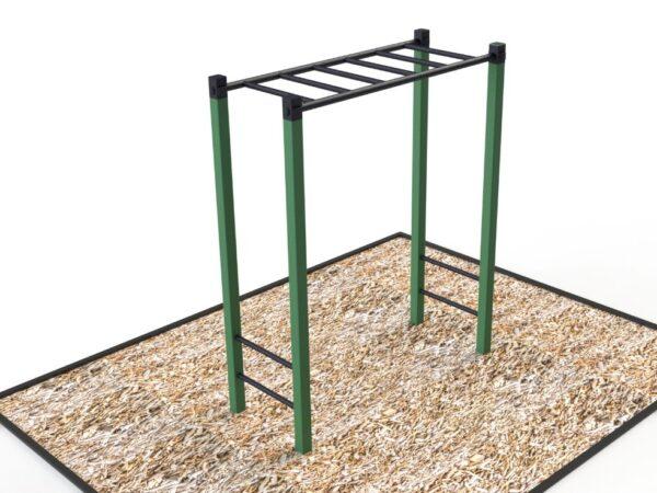 échelle horizontale - echelle simple